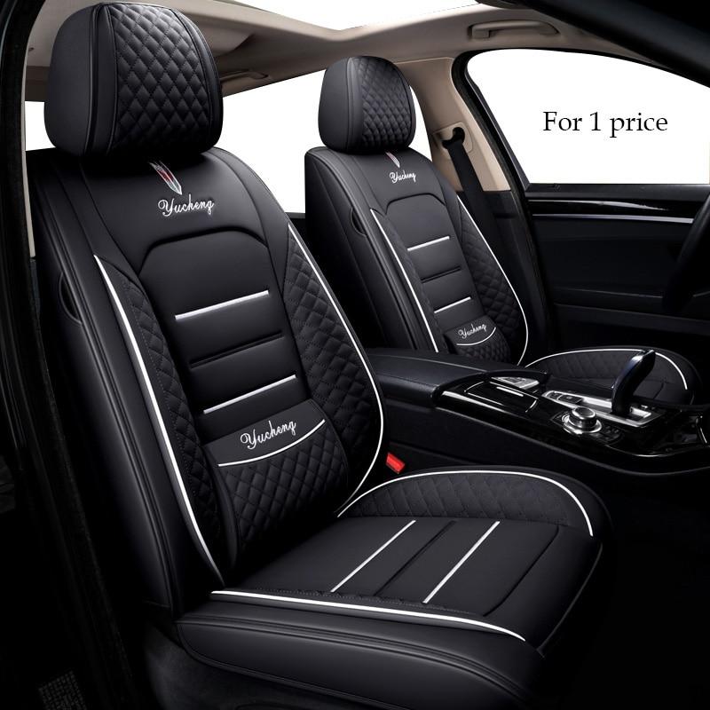 Car-Seat-Cover Aqua Wish Fortuner Prius Premio Venza Aygo Corolla E150 Toyota Avensis
