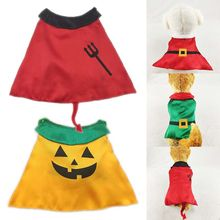Costume Pet-Cloak Dog-Suit Crossdresser Halloween And Festive Lightweight Comfortable