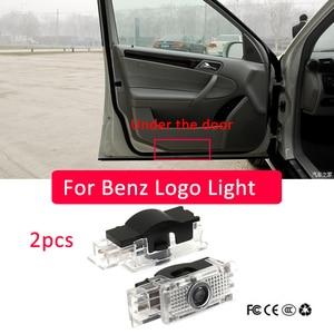 2X For Mercedes Benz C class w