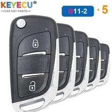 5PCS KEYDIY Universal KD Remotes B Series for KD900 KD900+ URG200+ KD X2 B11 2