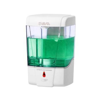 SVAVO Automatic Soap Dispenser Wall mounted kitchen Sink Soap Dispenser Liquid Soap Shampoo Dispenser for Bathroom Office цена 2017