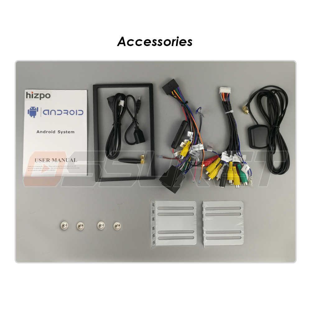 2 グラム Ram アンドロイド 9.0 オートラジオクアッドコア 7 インチ 2DIN ユニバーサル車なし DVD プレーヤー GPS ステレオオーディオヘッドユニットサポート DAB DVR OBD BT