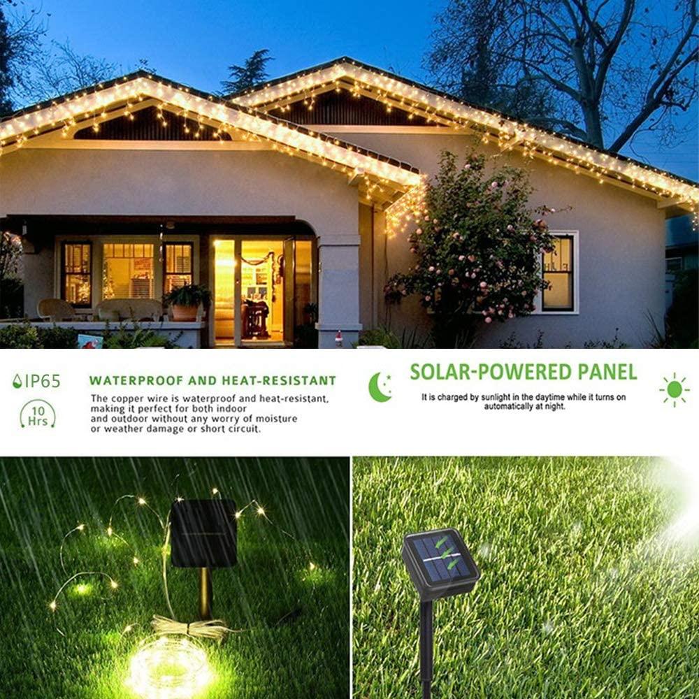 Solar Camping String Lights 5