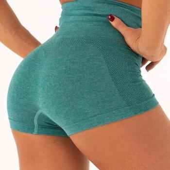 High Waist Seamless Shorts Fitness Yoga Short Scrunch Butt Yoga Shorts Spandex Pink Short Workout Legging short yoga intervention