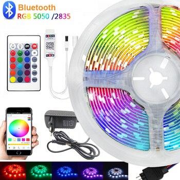Φωτεινή ταινία led με χρώματα – led strip light coloured