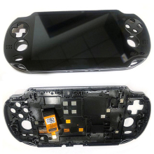 LCD Screen Display Touch Screen Assembly Digitizer Replacement for Sony PlayStation PS Vita PSV 1000 Game Console Repair Parts