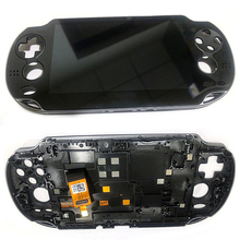 Pantalla LCD para Sony PlayStation PS Vita PSV 1000, montaje de pantalla táctil, repuesto de digitalizador, piezas de reparación de consola de juegos