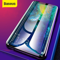 Baseus Protective Glass For Huawei Mate 20 20 Pro Screen Protector 3D Surface Full Coverage Tempered Glass For Huawei Mate 20|Phone Screen Protectors| |  -