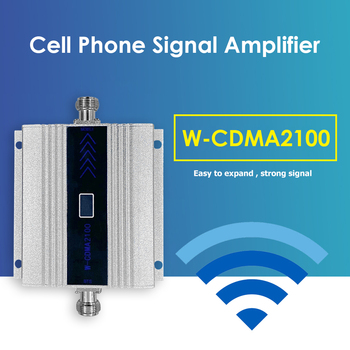 Repeater Power Amplifier Public Broadcasting 3G Mobile Phone Signal Amplifier WCDMA Repeater Cell Phone UMTS Antenna Extender