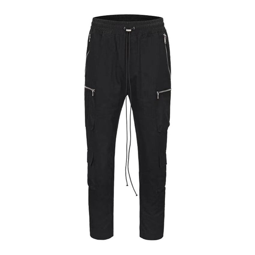 2020ss Represent Pants Men Women 1:1 Best Quality Black  Joggers Sweatpants Trousers Mens Jogger Represent Pants
