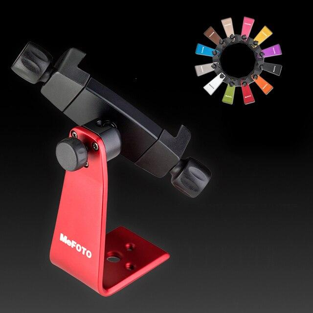 MeFOTO SideKick360 MPH100 Điện Thoại Thông Minh Adapter Di Động Điện Thoại Nhẹ Chân Đế Mini Dẻo Chân Máy Miễn Phí Vận Chuyển