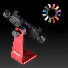 Mefoto SideKick360 MPH100 Smartphone Adapter Mobiele Telefoon Houder Lichtgewicht Beugel Voor Mini Flexibel Statief Gratis Verzending