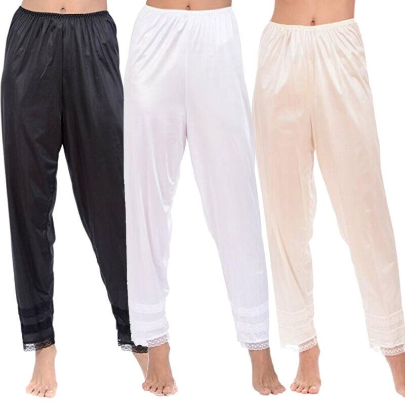 Women's Summer Wide Leg Pants Casual Elastic High Waist 2019 New Fashion Loose Long Pants Pleated Pants Woman Casual Pants
