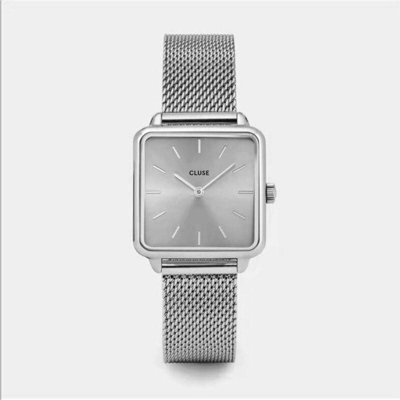 Часы cluse, повседневные кварцевые часы Paul Valentine, женские часы с браслетом из нержавеющей стали, Модные женские наручные часы для женщин
