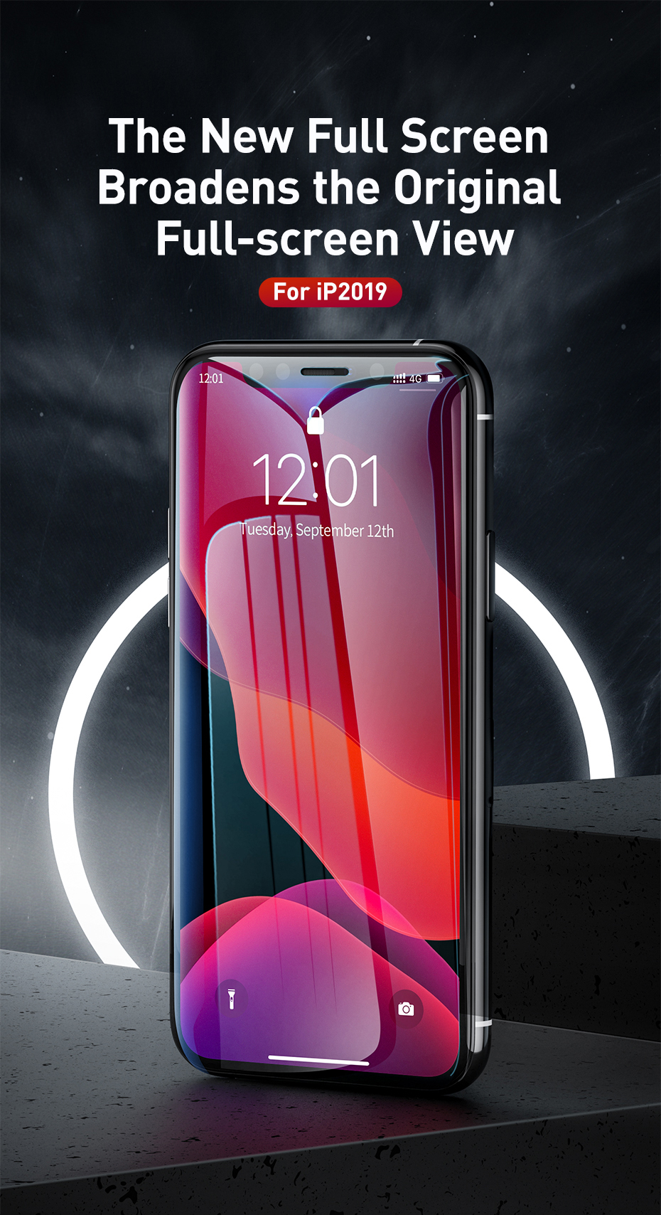 Tempered glass for iphone xi max xir (1)