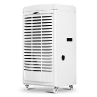 90L/D Industrial Air Dehumidifier 690EB Tea Warehouse Wood Workshop Archive Room Dehumidifier Moisture proof Equipment|Food Processors|   -
