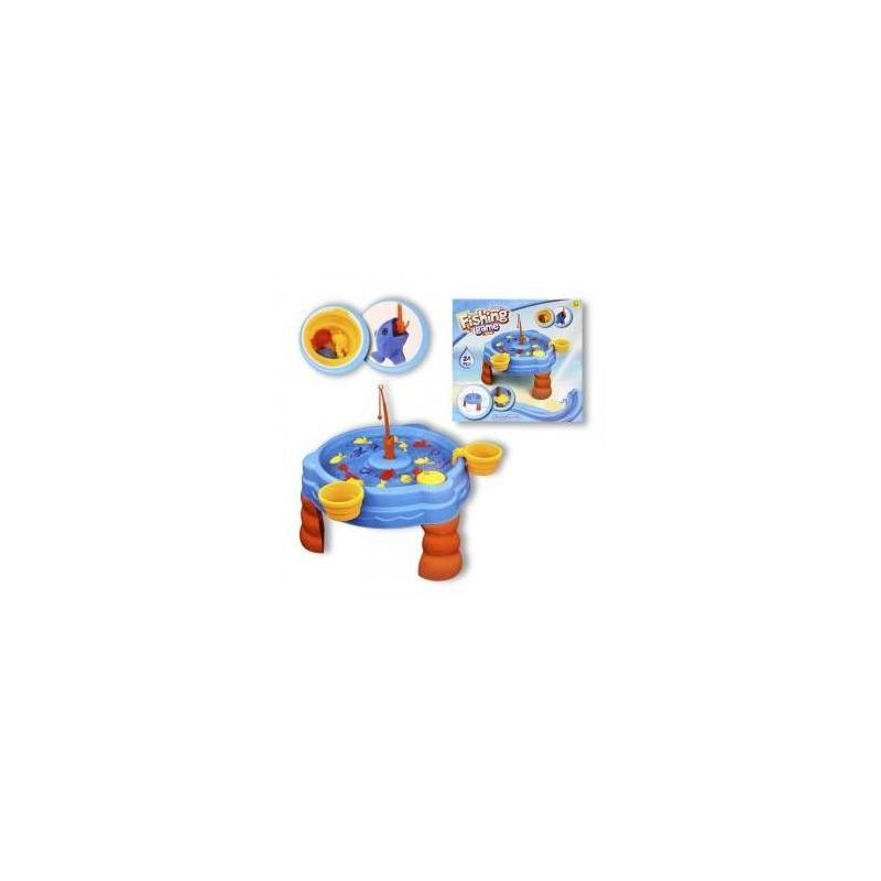 Fishing Game 24 PCs Toy Store Articles Created Handbook