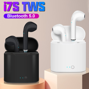 i7s TWS Headphones Wireless Bluetooth Earphone In-ear Stereo Earbuds Hands-free Business Headset For All Smart Phone