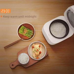 Image 5 - شياو mi جهاز طهي الأرز غير عصا 1.6L 400W وعاء طبخ أرز كهربائي mi المنزل App التحكم الذكية ماكينة طهي جهاز طهي الأرز الصغيرة المحمولة