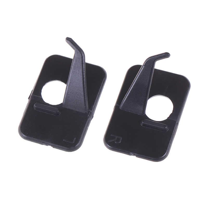 2 個プラスチックアーチェリー 1 pc 右手 + 1 pc 左手後ろに反らす弓弓アクセサリー