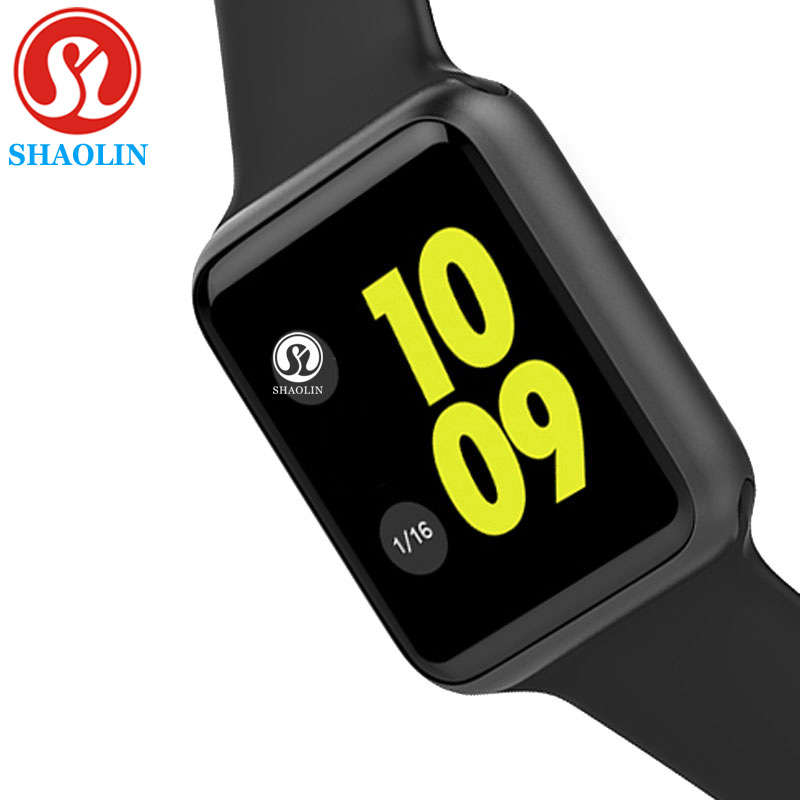 Bluetooth Smart Watch Series 4 SmartWatch Case for Apple iOS iPhone Xiaomi Android Smart Phone vs