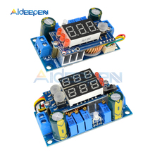 5A MPPT Solar Controller DC-DC LED Digital Step Down Buck Converter Power Transformer Supply CC/CV Battery Charging Test For Car
