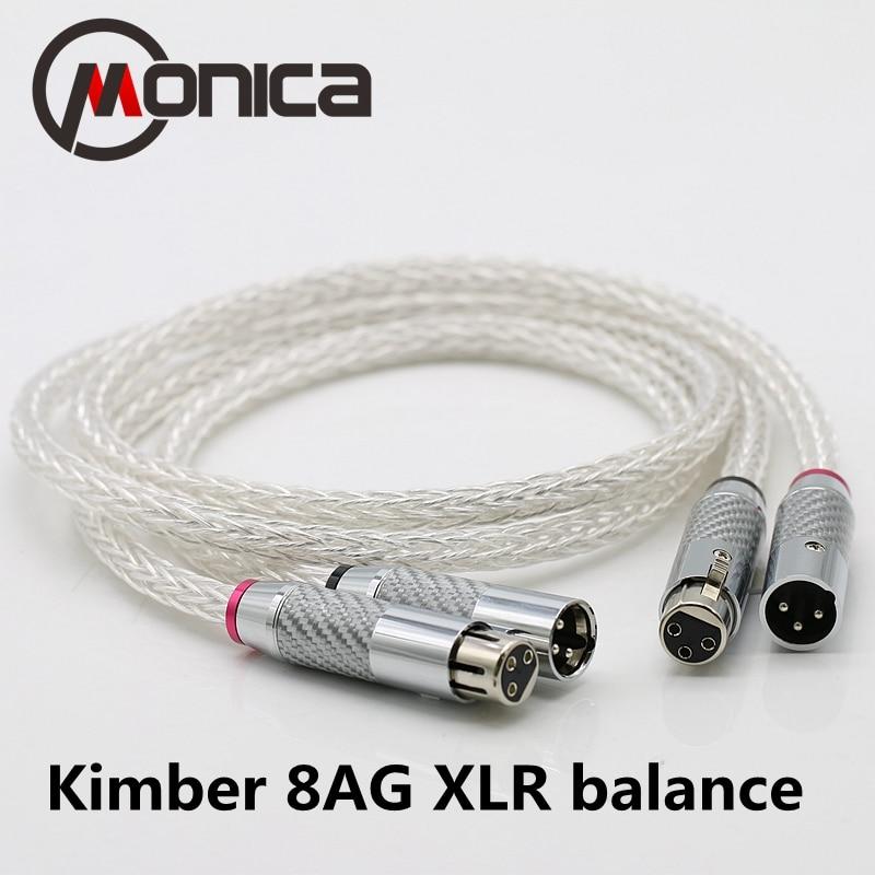 8ag prata chapeado occ alto-falante de alta fidelidade cabo a granel 16 fios de fio de fibra de carbono alto-falante áudio 3 pi