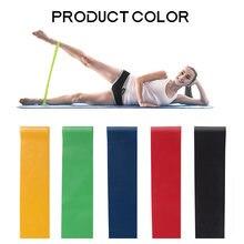 Эластичные ленты для йоги фитнеса тренажерного зала