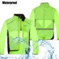 KINGBIKE велосипедная куртка с капюшоном для мужчин и женщин  ветрозащитная велосипедная Джерси с длинным рукавом  велосипедная дождевая куртк...