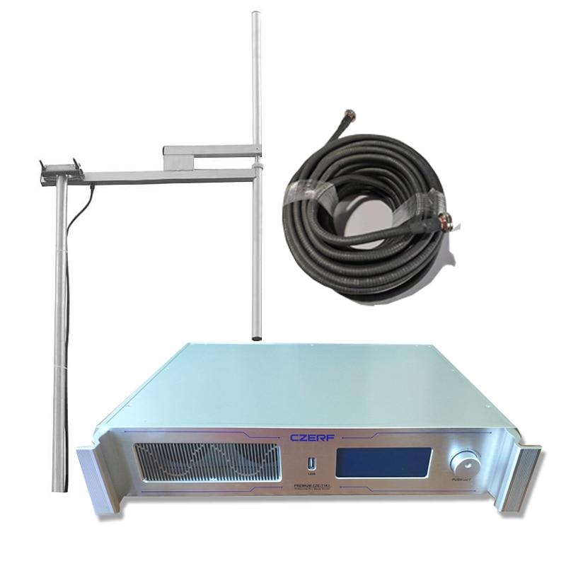 300 watt fm broadcast transmitter radio station kit