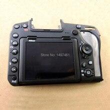 חדש מגע LCD תצוגת מסך assy עם כיסוי אחורי LCD ציר חלקי תיקון עבור ניקון D850 SLR