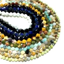 цена Natural Stone Genuine Faceted Round Loose Beads 6 8 10mm Gemstone Healing Energy For Jewelry Making DIY Necklace Bracelet Design онлайн в 2017 году