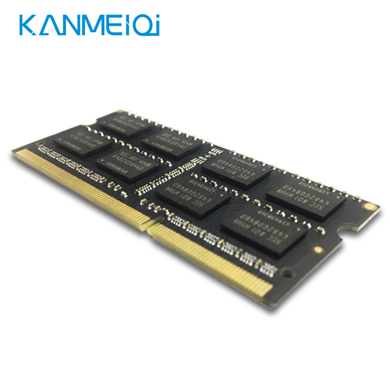 KANMEIQi DDR3 Laptop Memory With 2GB 4GB 8GB And 1333Mhz 1600MHZ 1866MHZ 3