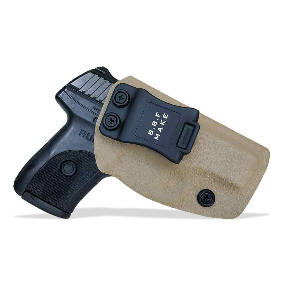 Tactical IWB Gun Holster With Extra Magazine pouch For Ruger LC-9 /& LC9S