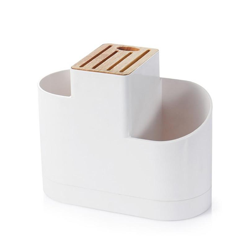 Chopstick Holder Racks Knife Rest Drain Storage Organizer Spoon Shelf Stand Cabinet Kitchen Home Housekeeper Organization Items