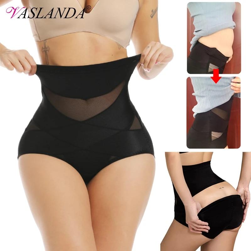 Women Slim Body Shaper Underwear Tummy Control High Waist Shapewear Underwear