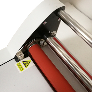 "Image 4 - Hot Roll Laminating Machine 13""  V350 Cold Hot laminator Four Rollers Heating Mode Sealing Width 35cm 220v/110V 1pc"