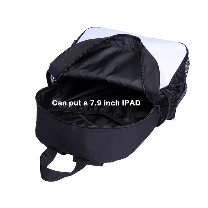 Cartoon Super Mario School Bags Children Backpack Cute Travel Backpacks Kindergarten Bags Girls Kid Boys Game Printing Schoolbag