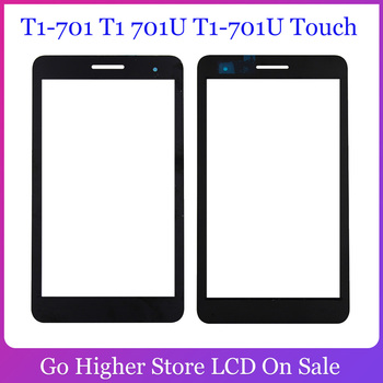 For Huawei Honor Play Mediapad T1-701 T1 701U T1-701U Touch Panel Screen Glass Sensor Replacement Parts image