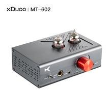 XDUOO MT-602 Amp 6J1 MT602 High Performance Tube+ Class A Headphone Amplifier Hifi Music AMP