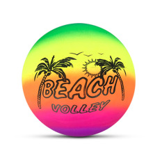 Beach-Ball Volleyball-Style Inflatable Rainbow Interactive Parent-Child Outdoor Children's