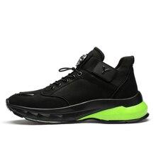 купить Plus size 39-46 Running shoes men sneakers Autumn outdoor sport shoes Trainers Athletic shoes male Jogging walking shoes дешево