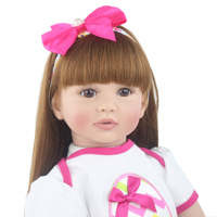 Babies Doll Toys Like Real Princess Alive Toddler Bebe Kid