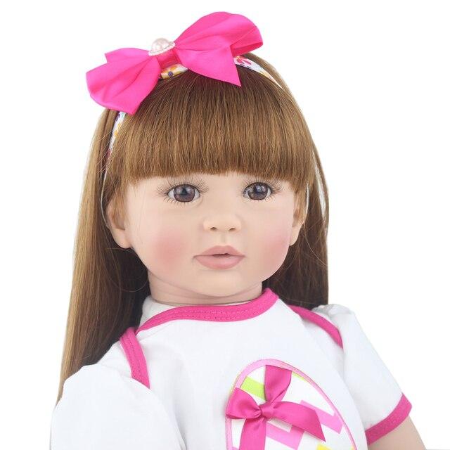 Babies Doll Toys Like Real Princess Alive Toddler Bebe Kid
