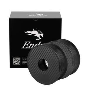 Image 3 - 2 kg/partii biały/czarny kolor drukarka 3D PLA Filament 1.75mm materiały drukarka 3D 1 kg/rolka do drukarki 3D/3D długopis Ender Filament