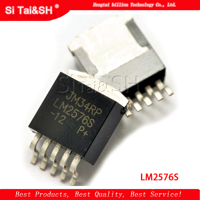 5 шт TO-263-5 LM2576S-12 LM2576-12 12V