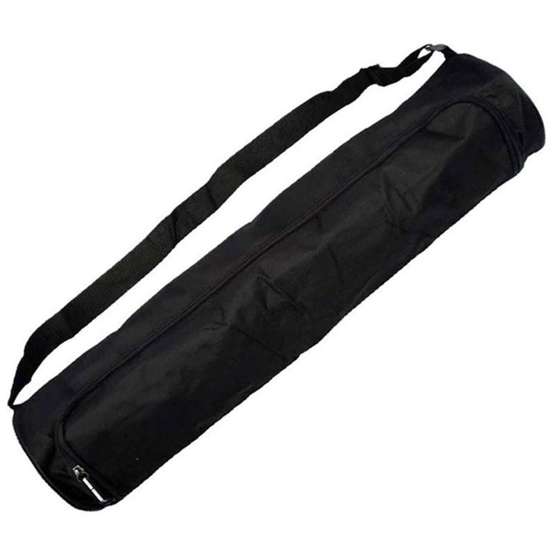 alsu3luy02Ld Waterproof Sport Fitness Package Shoulder Storage Bag Yoga Pilates Mat Carrier