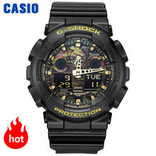 Casio watch g shock watch men top brand luxury set military digital sport 100M Waterproof watch quartz relogio masculino(China)