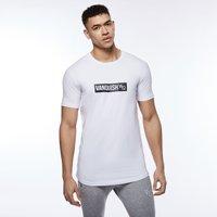 2021 NOVEDAD DE VERANO deportes de ocio de manga corta Camiseta ropa de calle de algodón slim deportes moda cuello redondo Top