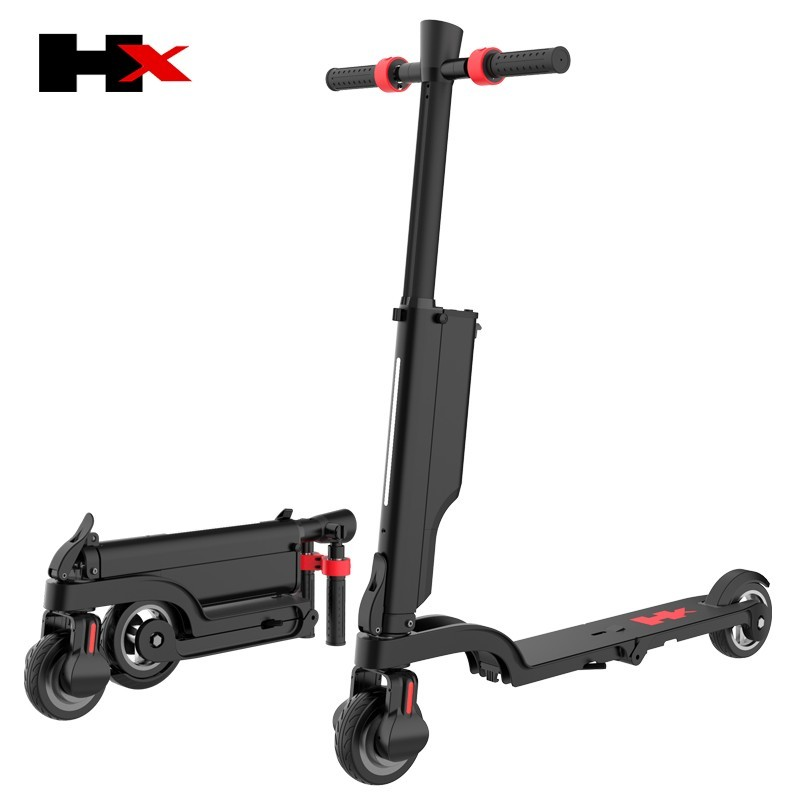 HX kick scooter smallest packing size save the shipping cost Bagpack Adult folding scooter Portable Folding Electric Scooter 5